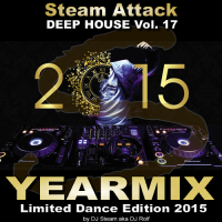 Steam Attack Deep House Mix Vol. 17